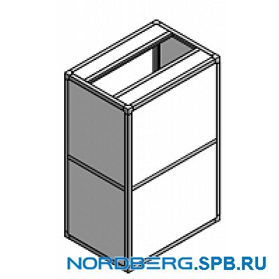 Генераторный блок с вытяжным мотором Nordberg