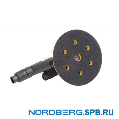 Эксцентриковая пневматическая шлифмашина Nordberg ECO NP4256