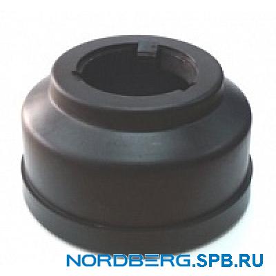 Чашка для быстрозажимной гайки с резиновым кольцом Nordberg