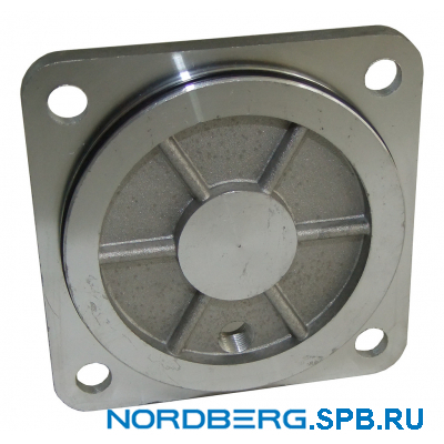 Крышка цилиндра рабочего стола (с креплением, размер 90х90мм) 6000003 Nordberg