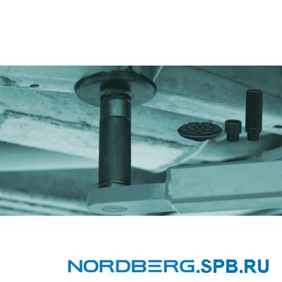 Подъемник двухстоечный 4,5 тонны Nordberg 4123A-4,5T