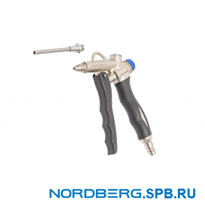 Пистолет продувочный с насадкой 10 см Nordberg ECO TI1L