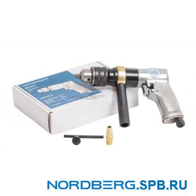 Пневматическая дрель Nordberg ECO NP2621