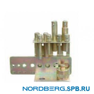 Комплект насадок для гидравлических прессов Nordberg N36P