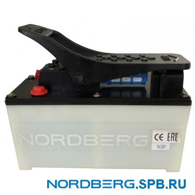 Насос пневмогидравлический Nordberg N3P