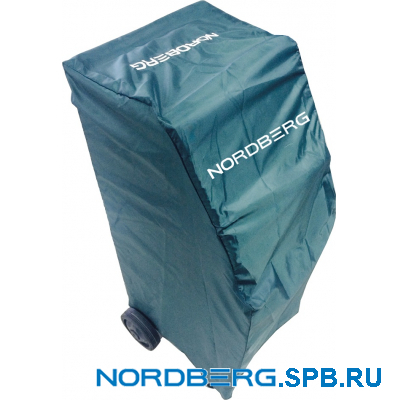 Чехол (накидка защитная) на установки для заправки автомобильных кондиционеров Nordberg NF12