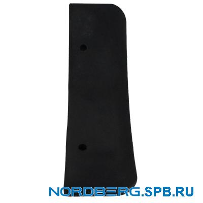 Накладка на отжимную лапу, пластик Nordberg 5509018