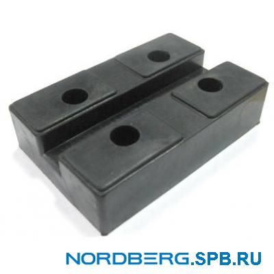 Насадка для подъемника, резиновая Nordberg 4120A-4T