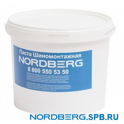Паста шиномонтажная, 5,5 кг Nordberg