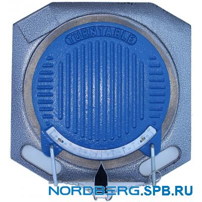 Поворотные платформы для 4-х стоечного подъемника Nordberg