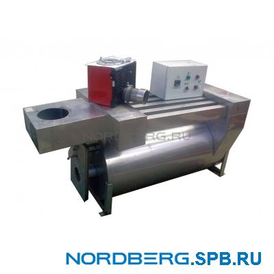 Теплообменник + горелка Nordberg