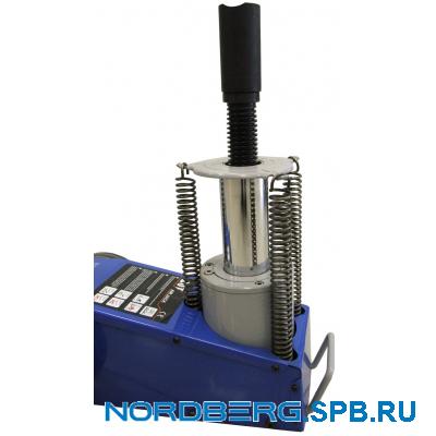 Домкрат подкатной пневмогидравлический, 35 тонн Nordberg N3335L