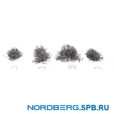 Скобы для сварки пластика Nordberg WP3