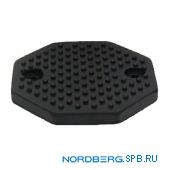 Насадка для подъемника, резиновая Nordberg 1016