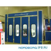 Окрасочно сушильная камера Nordberg LUX