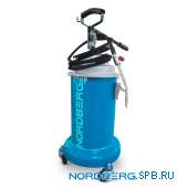 Установка для раздачи густой смазки ручная Nordberg 27HP