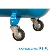 Компрессор поршневой с ременным приводом Nordberg NC270/830
