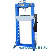 Пресс с ножным приводом, усилие 30 тонн Nordberg N3630F