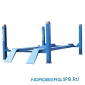 Подъемник четырехстоечный Nordberg 4440J