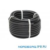 Шланг воздушный резиновый NBR/CR Ø8х16,5 мм, бухта 30 м Nordberg H816NBR_30