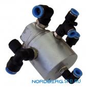 Клапан пневмораспределительный 8-А 6000140 для Nordberg 4639,5ID