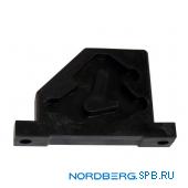 Ползунок педальной группы для поворота стола 6000211 для станков Nordberg 4638, 4639,5ID