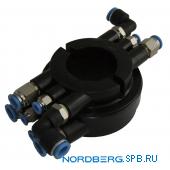 Клапан пневмораспределительный 4-В 6000321 для станка Nordberg 4639,5ID