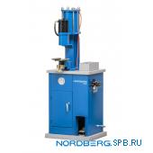 Пневмогидравлический станок для заклепки тормозных колодок Nordberg NR6H