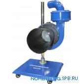 Мобильная установка для сбора выхлопных газов Nordberg MEU05