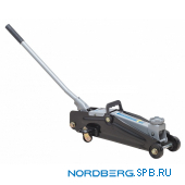 Домкрат подкатной 2 тонны Nordberg N3202EC