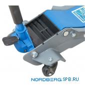 Домкрат подкатной 3,5 тонны Nordberg N32036