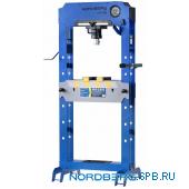 Пресс гидравлический, усилие 30 тонн Nordberg N3530 PRO