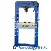 Пресс гидравлический, усилие 50 тонн Nordberg N3550