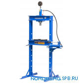 Пресс гидравлический 12 тонн Nordberg N3612