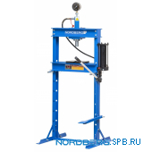 Пресс гидравлический 12 тонн, ножной привод Nordberg N3612F