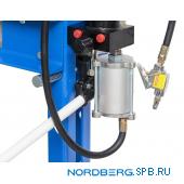 Пресс пневмогидравлический, усилие 20 тонн Nordberg N3620AL