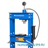 Пресс гидравлический, усилие 30 тонн Nordberg N3630L