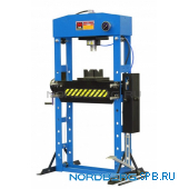 Пресс гидравлический, усилие 50 тонн Nordberg N3650F
