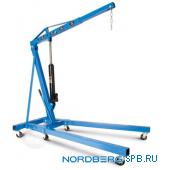 Кран гидравлический складной, 2 т Nordberg N3720