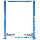 Подъемник двухстоечный 4 тонны Nordberg N4120H-4T