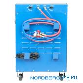 Установка для заправки автомобильных кондиционеров Nordberg NF10E
