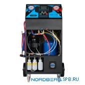 Установка для заправки автомобильных кондиционеров Nordberg NF13P