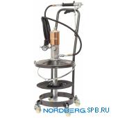 Установка для раздачи густой смазки из бочек пневматическая Nordberg NO5025