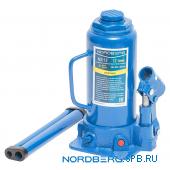 Домкрат бутылочный 12 тонн Nordberg N3112