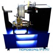 Стенд для правки литых дисков с токарной группой Nordberg 21LL