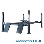 Подъемник четырехстоечный 5 Тонн Nordberg 4450J