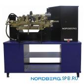 Стенд для правки литых и стальных дисков с электрогидравликой Nordberg 21SLEH