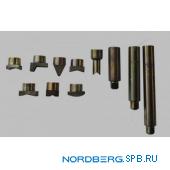 Стенд для правки литых и стальных дисков с пневмонасосом Nordberg ECO 21SLRH