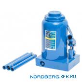 Домкрат бутылочный 50 тонн Nordberg N3150