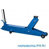 Домкрат подкатной 10 тонн Nordberg N3210N